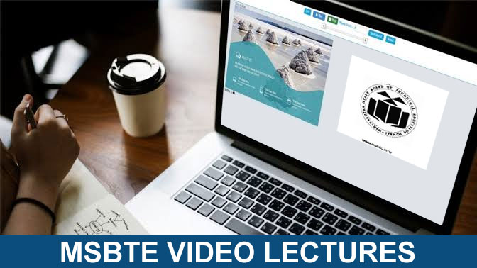 MSBTE VIDEO LECTURES